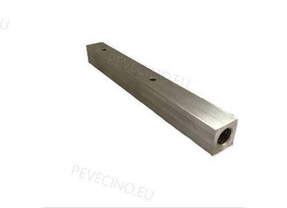 Aliuminio indėklas reguliuojamai kojelei