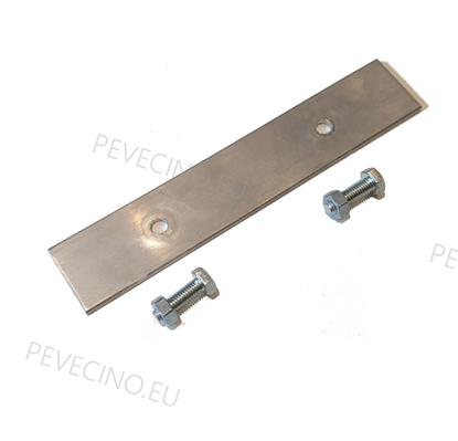 Picture of Aluminium plate x200