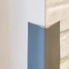 Minkšta pilka sienos kampo apsauga 70x70mm. nuotrauka